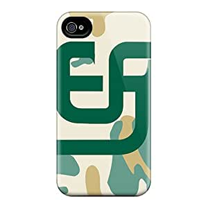 Iphone 4/4s Wlp15082eBul Customized High-definition San Diego Padres Skin Excellent Hard Phone Covers -ErleneRobinson