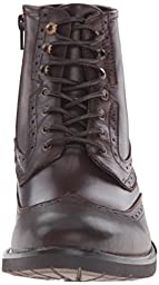 Steve Madden Men\'s Obstrukt Boot, Brown, 8.5 M US