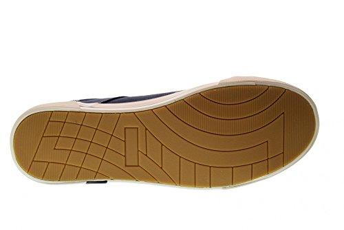 Azul Deporte Bajas Xti Zapatillas De Navy Hombres 47185 x0f0qwBWtE