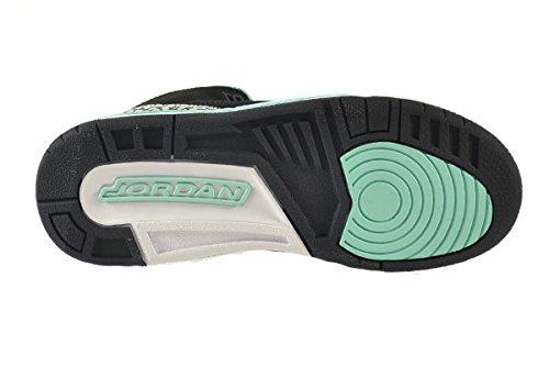 271e007c07ebe8 Air Jordan 3 Retro GG Big Kids Shoes Black Iron Purple Bleached ...
