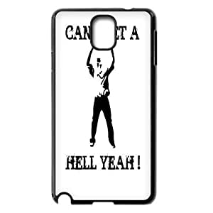 HELL YEAH Cheap Custom Cell Phone Case Cover for Samsung Galaxy Note 3 N9000, HELL YEAH Galaxy Note 3 N9000 Case