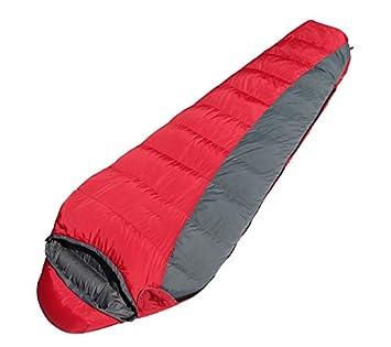 Camping bolsas de dormir, sacos de dormir al aire libre para adultos en otoño e invierno ...