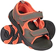 Mountain Warehouse Pebble Junior Sandals - Durable Kids Summer Shoes