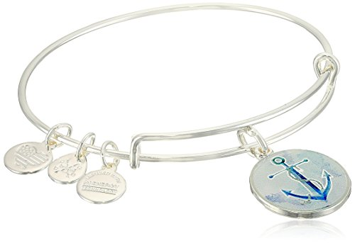 Alex Ani Infusion Expandable Sterling