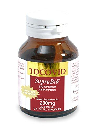 Tocovid Suprabio 200 MG-Palm Tocotrienols Vitamin E softgels