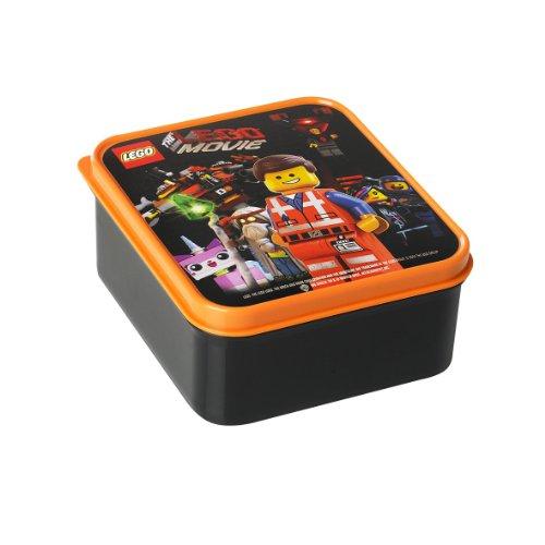 LEGO Movie Lunch Box Black
