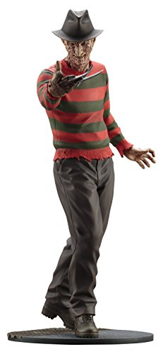 - Kotobukiya A Nightmare On Elm Street 4: The Dream Master Freddy  Krueger Artfx Collectible Statue