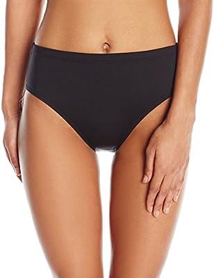 La Blanca Women's Island Goddess High Waist Bikini Swimsuit Bottom