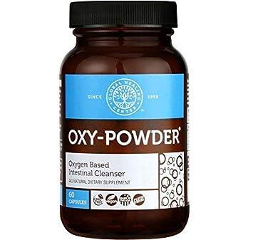 Amazon.com: Global Healing Center Oxy-Powder Colon Cleanse ...