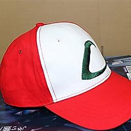 Kaifina Ash Ketchum New Continent VER. Cosplay Hat