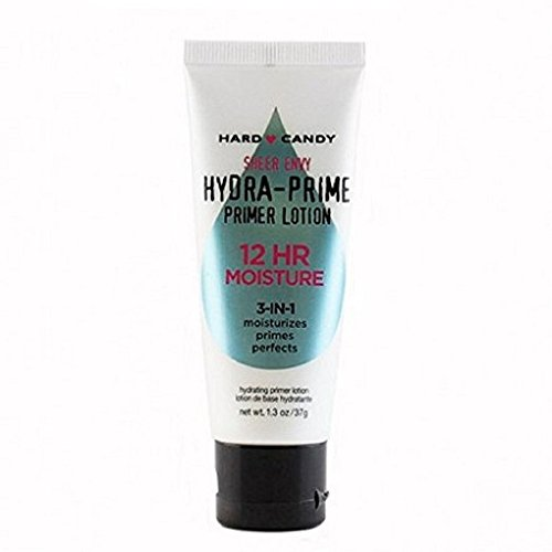 Prima Candy - Hard Candy Sheer Envy Hydra-Prime Primer Lotion 12 Hours Moisture 3 in 1 Moisturizes, Primes, Perfects