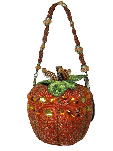 Handbag Frances Pumpkin Orange After Convertible Clutch Mary Midnight 1AwCq0xw4