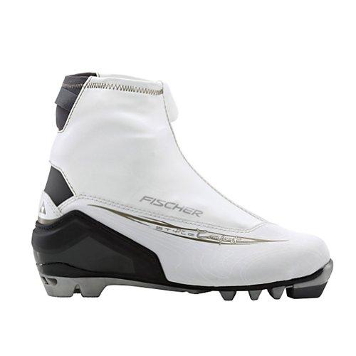 Fischer COMFORT MY - Botas para esquí de fondo blanco - blanco