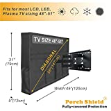 Porch Shield 48-51 inches Outdoor TV Cover
