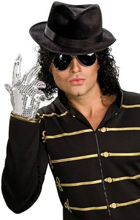Generique - Sombrero de Michael Jackson: Amazon.es: Juguetes y juegos