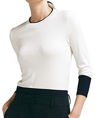 6829 Bicolore Shirt Massimo Femme 833 Dutti tel T c znHgq04
