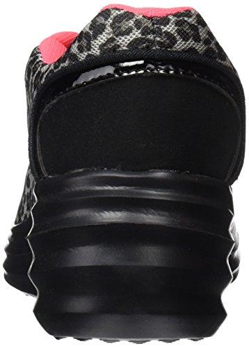 BEPPI Sport Shoe 2144800, Zapatillas Para Mujer Multicolor (Cinza)