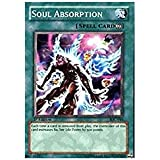 Yu-Gi-Oh! - Soul Absorption (IOC-046) - Invasion of Chaos - Unlimited Edition - Common