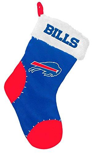 (Buffalo Bills 2017 NFL Basic Logo Plush Christmas)
