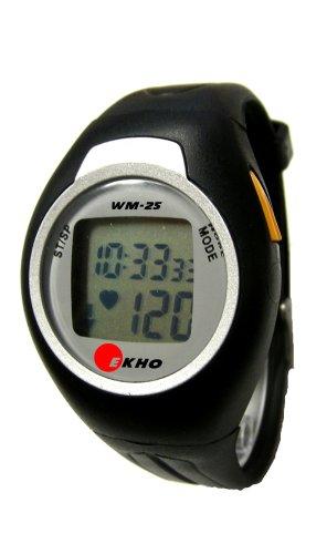 Ekho Brands America Ekho WM-25 Heart Rate Monitor Watch by Ekho Brands America