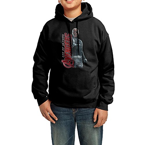 Nick Fury Avengers Youth Classic Pullover Athletic Sweatshirt Hoodies