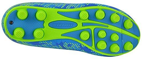 c175b7fcefc Vizari Baby Dino Soccer Shoe Blue Green 8 Regular US Toddler