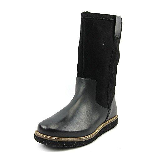 Faux 5 Elmfield 3 Mid Calf 5 UK Toe Closed 5 Size US Womens US Black Clarks Fur Glick qtx6wEUUFP