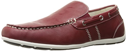 Gbx Mens Ludlam Slip-on Loafer Red