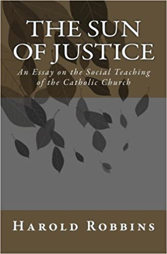 The Sun Of Justice An Essay On The Social Teaching Of The Catholic  The Sun Of Justice An Essay On The Social Teaching Of The Catholic Church  Harold Robbins Daniel Schwindt  Amazoncom Books High School Experience Essay also Examples Of Proposal Essays  Essay About Science