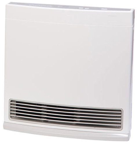 Rinnai Vent Free Fan Convector, FC510P 1 Rinnai FC510P Vent-Free Space Heater - Propane Input range 5,600 to 10,000 BTU/hr Ideal supplemental heating solution for room additions, basements, and sunrooms