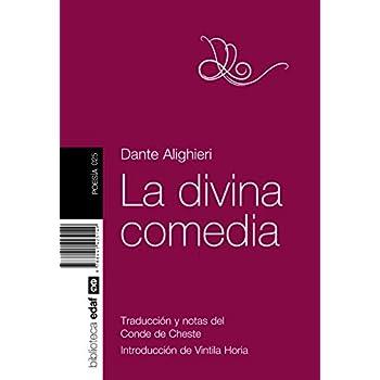Divina Comedia (Nueva Biblioteca Edaf)