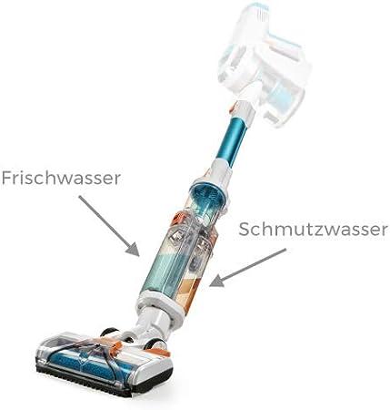 Genius Invictus X Water - Accesorio para limpieza en húmedo (8 ...