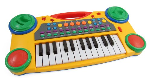 Electronic Organ Music Keyboard for Kids – 16″