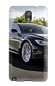 Shannon Galan's Shop Cheap Note 3 Scratch-proof Protection Case Cover For Galaxy/ Hot Tesla Model S 8 Phone Case 4812850K23114910