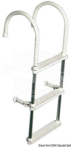 Osculati Escalera Aluminio Premium 250 mm