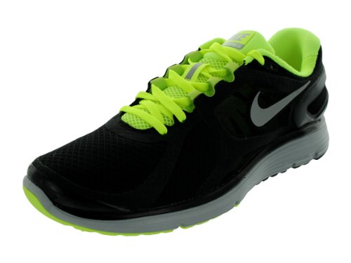 Nike Mens Lunareclipse+ 2 Running Shoe Black