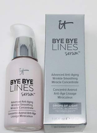 It Cosmetics Bye Bye Lines Serum 1 FL OZ from It Cosmetics