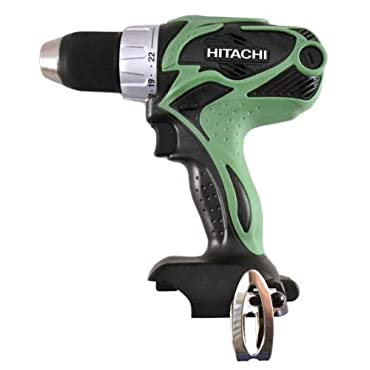 Hitachi DS18DSAL 18-Volt Li-ion 1/2 Cordless Drill/Driver (bare tool no battery, charger or case)