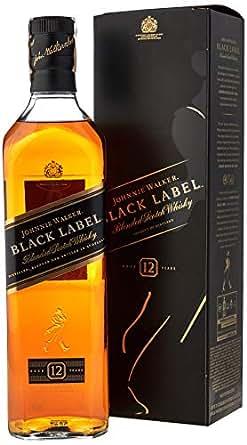 Whisky Johnnie Walker 12 anos, Black Label , 750ml
