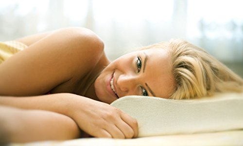 Cervical Memory Foam Pillow - Sleep Soundly with this Advanced Contour Pillow by TruContour