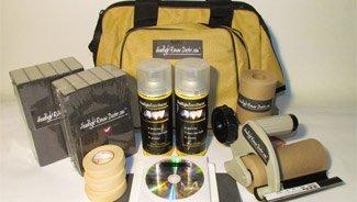 Headlight Renew Doctor (HRD1040) 40+ Application Headlight Restoration Shop Kit