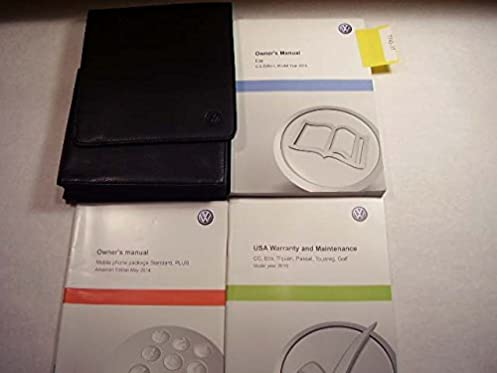 Volkswagen 2015 eos owners manual 2015 eos final edition array 2015 volkswagen eos owners manual volkswagen amazon com books rh amazon fandeluxe Images