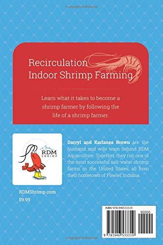 Recirculation Indoor Shrimp Farming: ZEAH Zero Exchange