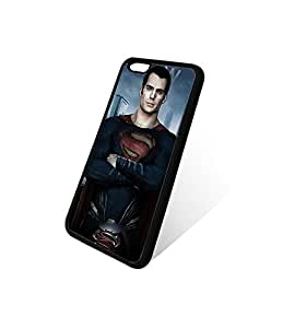Iphone 6 Funda Case, Cool Pattern Of Batman vs Superman DC Comics Pattern For Iphone 6/6s 4.7 inch Anti Dust Hard Plastic Back Protection Cover