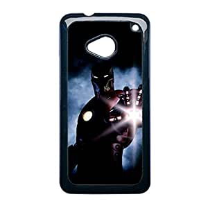 Generic Nice Back Phone Case For Boy With Iron Man For Htc One M7 Choose Design 18