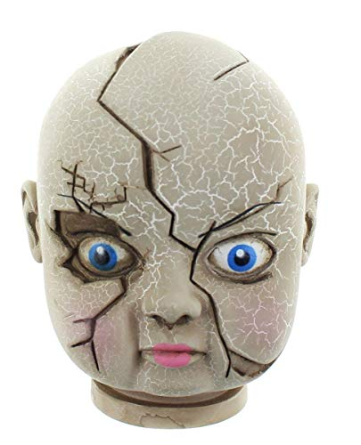 Nerd Block Baby Eat You Alive Broken Doll Head Collectible ()