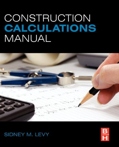 Construction Calculations Manual Download Pdf By Sidney M