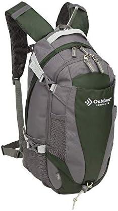 Outdoor Products Mist Hydration Pack with 2-Liter Reservoir, 14.3-Liter Storage