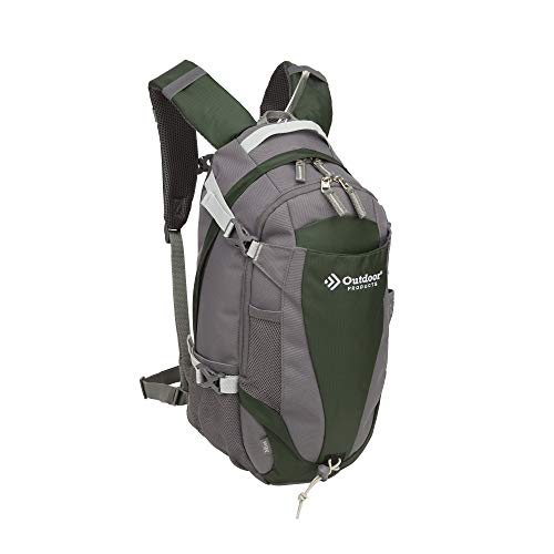 (Outdoor Products 598U-KMBG Mist Hydration Backpack, One Size, Kombu Green )