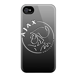 Hot Style XlCZZMm2654iUuwB Protective Case Cover For Iphone4/4s(ajax Wallpaper)